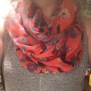 Adorable Frenchi Infinity Scarf